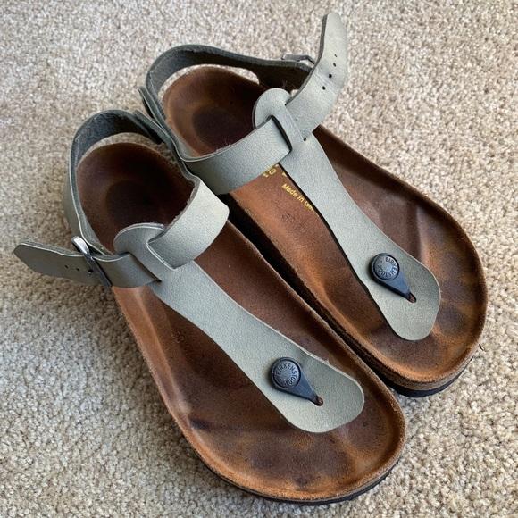 Birkenstock Kairo sandals, size 37